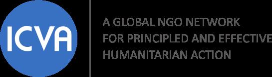 International Council for Voluntary Agencies (ICVA) logo