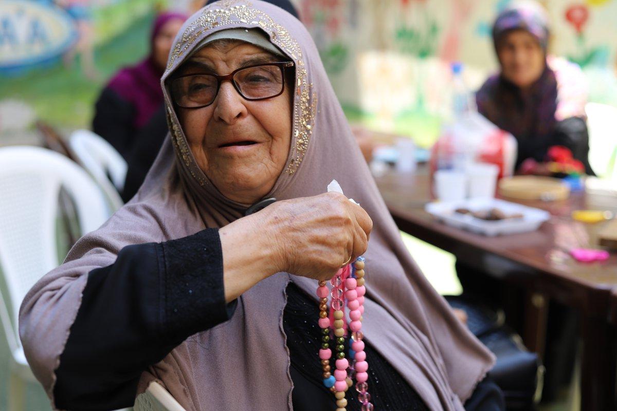 Visiting Naba'a, Lebanon, 2019