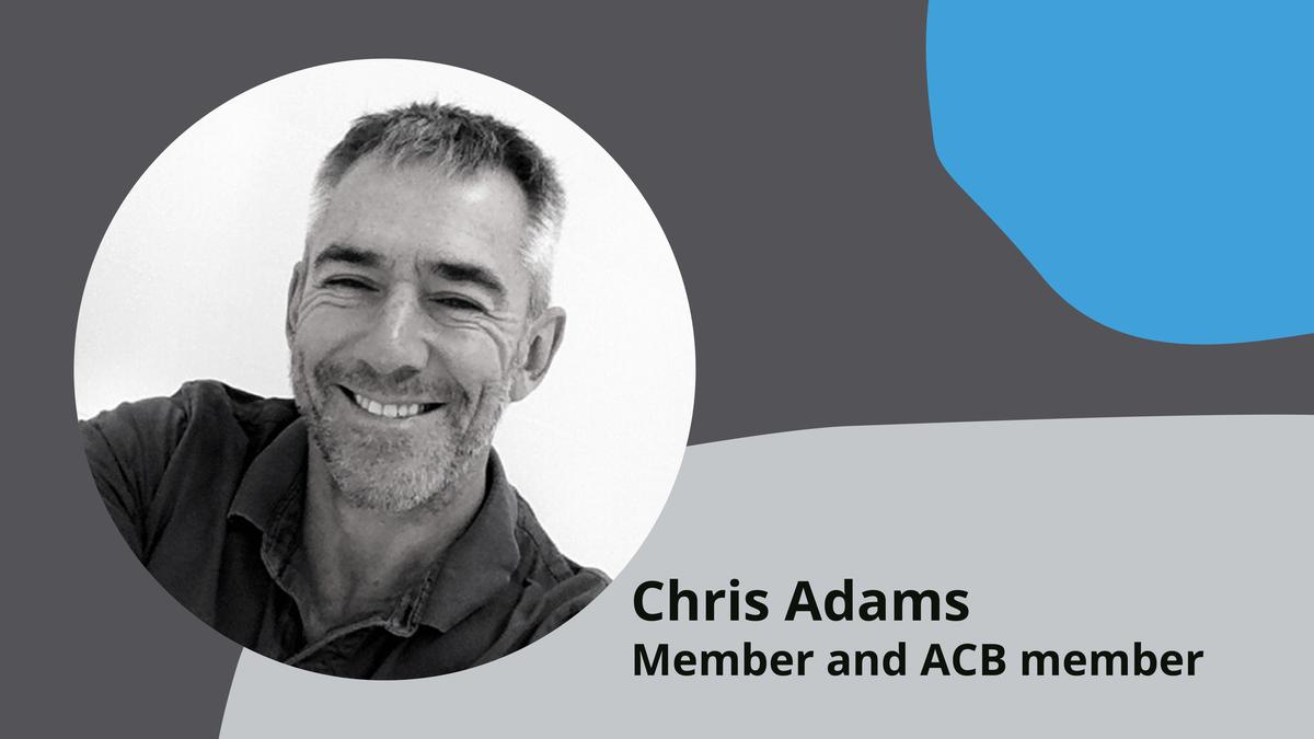 Chris Adams web profile