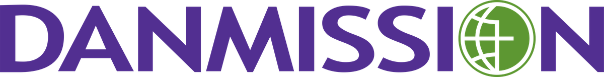 Danmission logo