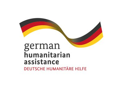 German Humanitarian Assistance logo