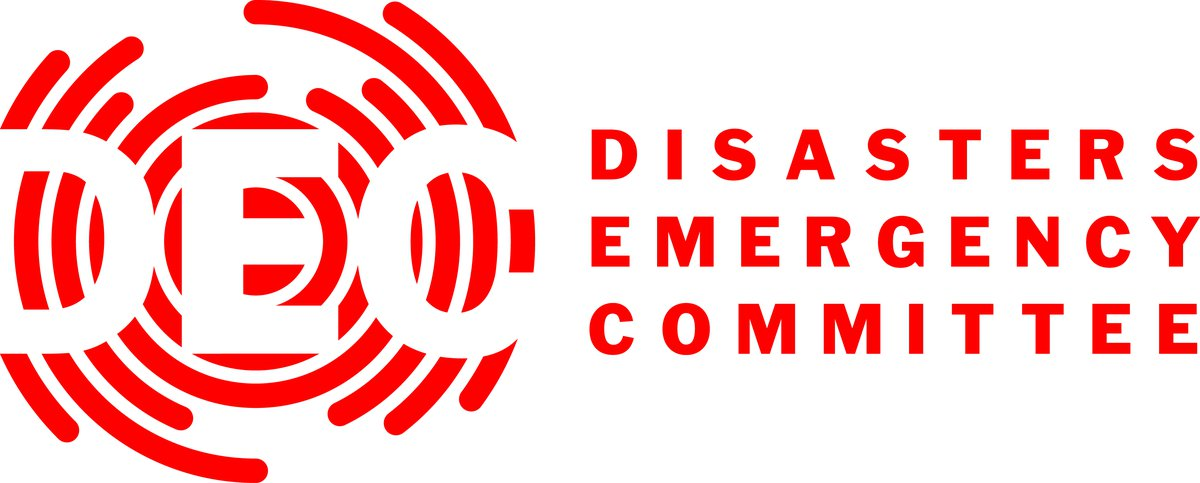 Disasters Emergency Committee logo